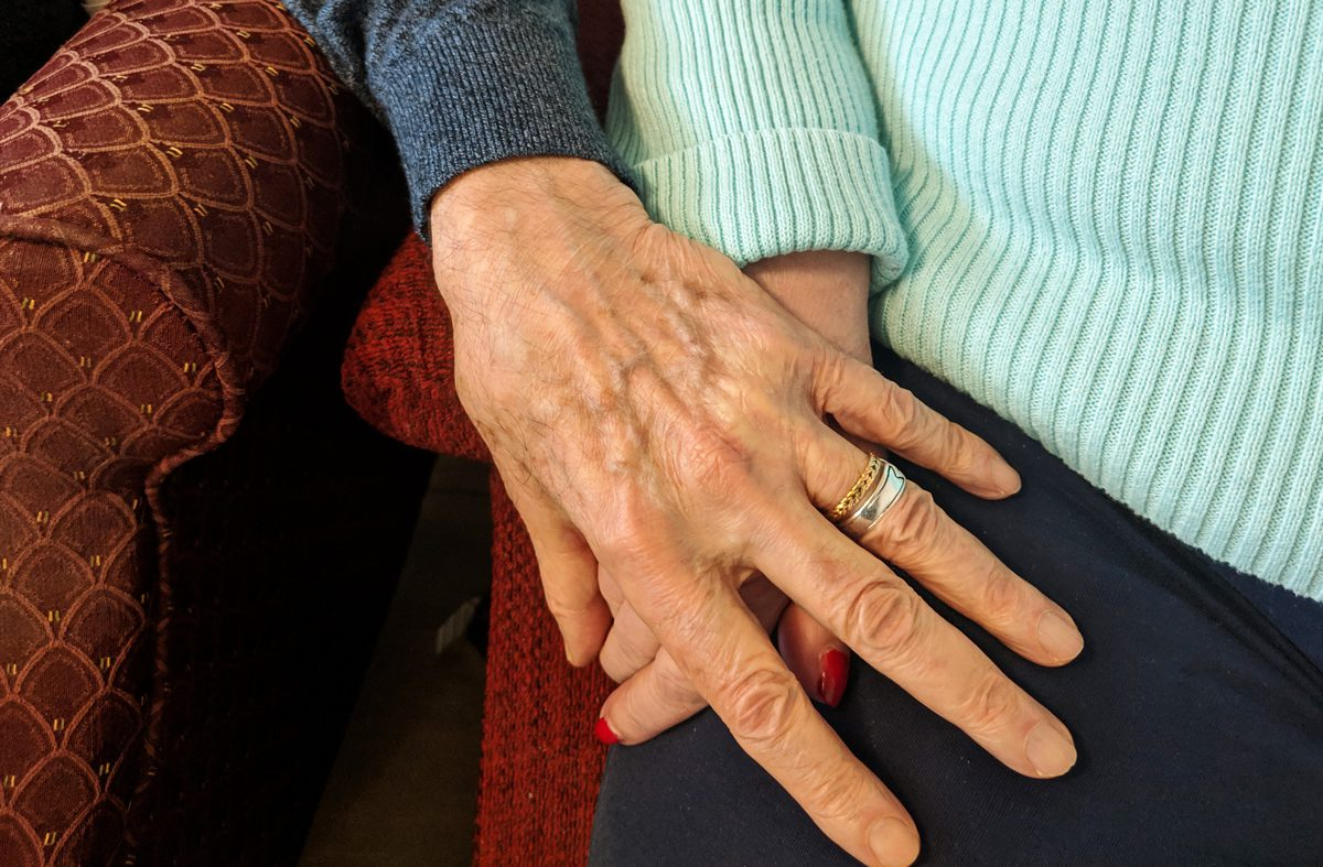 Making Love Last: Stories From Our Residents - The Selfhelp Home