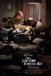 Movie: Can You Ever Forgive Me? - The Selfhelp Home