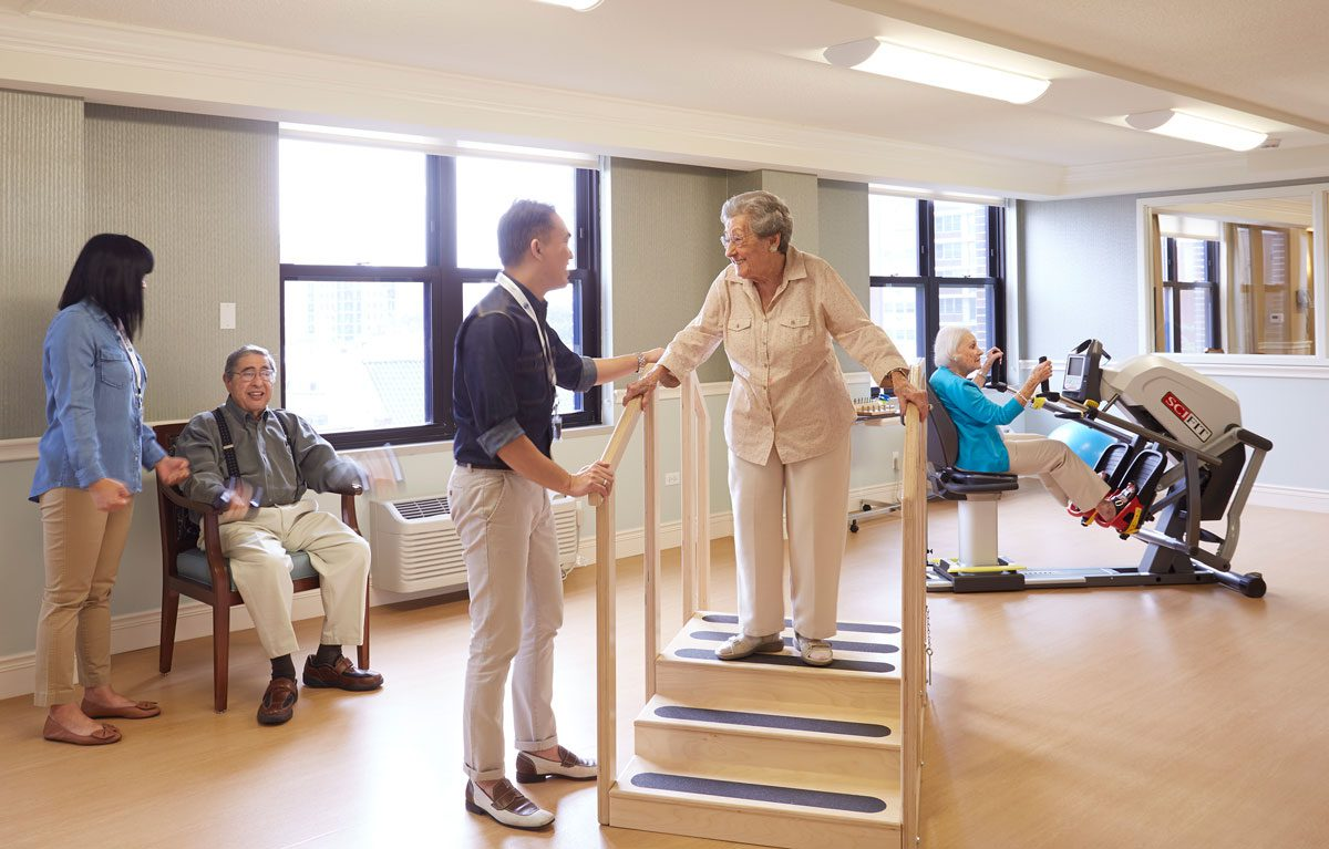 Choosing the Best CCRC for Your Loved One - The Selfhelp Home