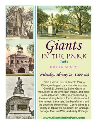 Giants in the Park - The Selfhelp Home