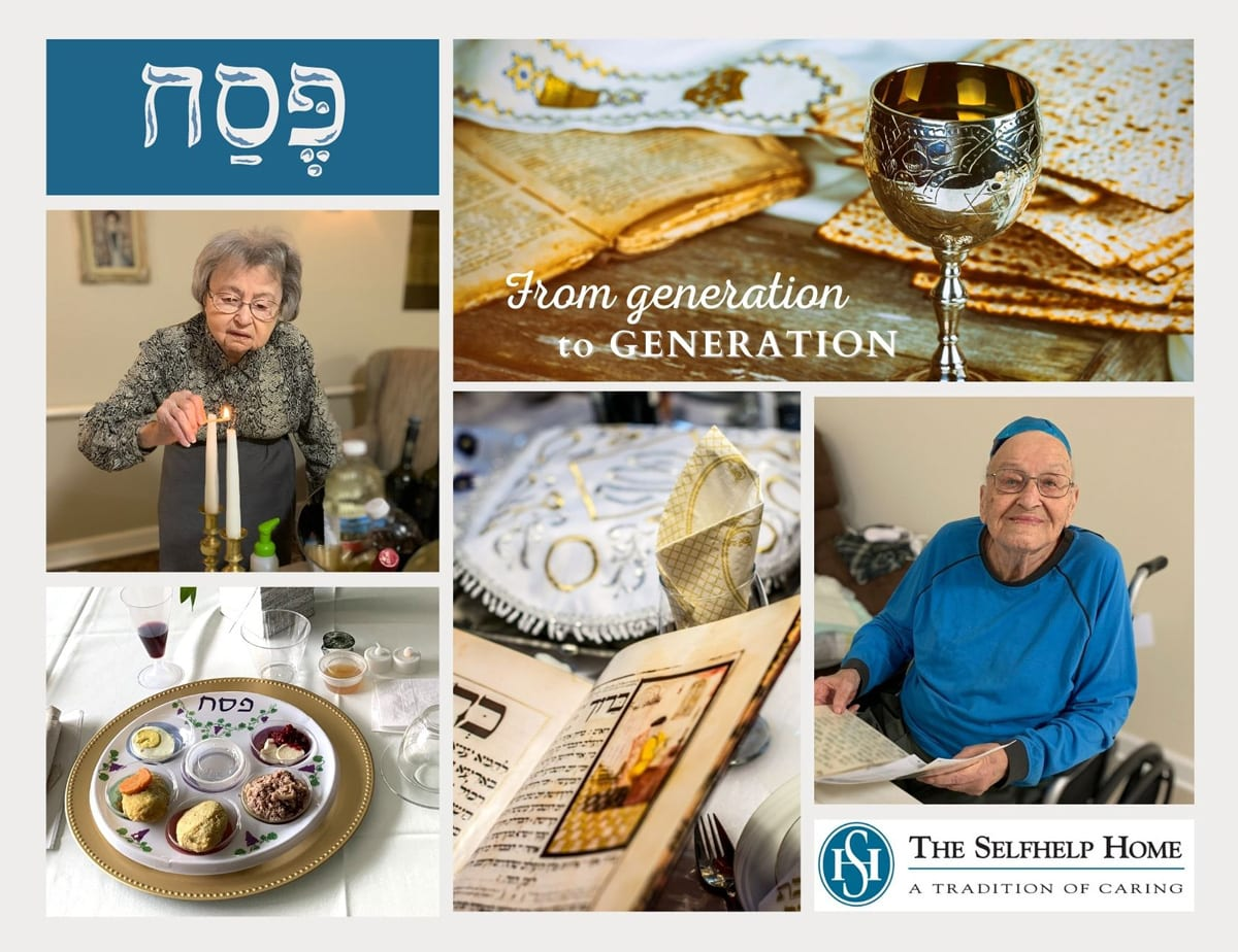 Warm Wishes for a Meaningful Passover - The Selfhelp Home