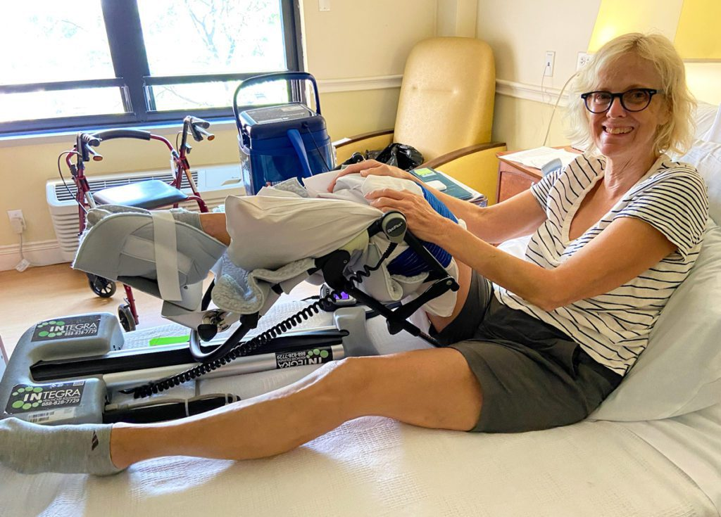 Rehab Rock Star: Diane's Orthopedic Recovery at The Selfhelp Home