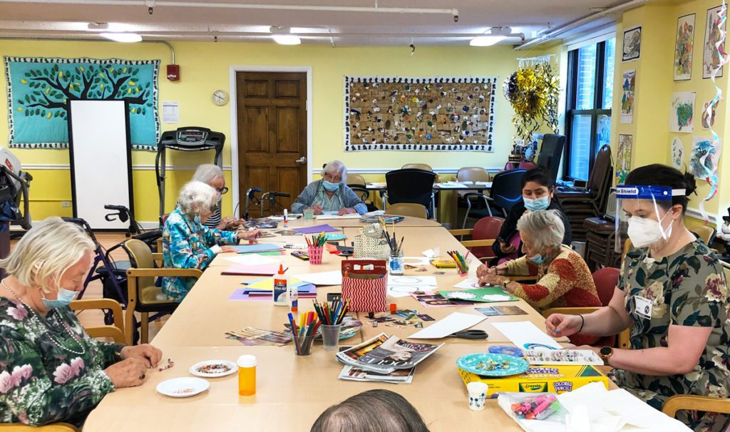 Art-Therapy-Group---The-Selfhelp-Home